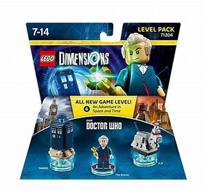 REVIEW LEGO Dimensions Doctor Who Level Fun Packs