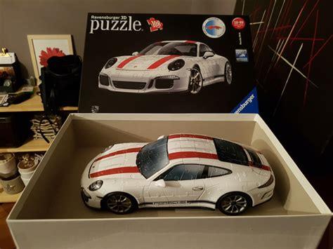 3d puzzle porsche porsche 911 r en puzzle 3d