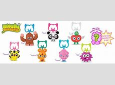 MIND CANDY MOSHI MONSTERS The Toy Book