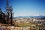 Kalispell Montana - Hungry Horse Dam