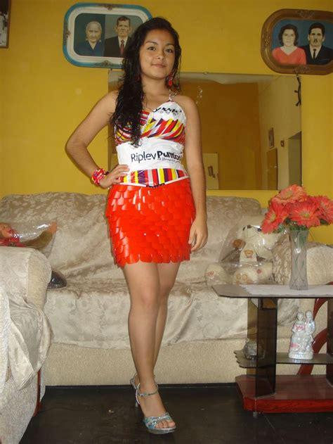 vestido de reciclaje vestidos hechos con reciclaje pinterest recycled costumes sombreros