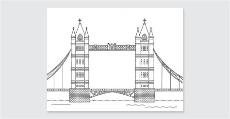 Tower Of London Ausmalbilder - Ultra Coloring Pages | 246x474