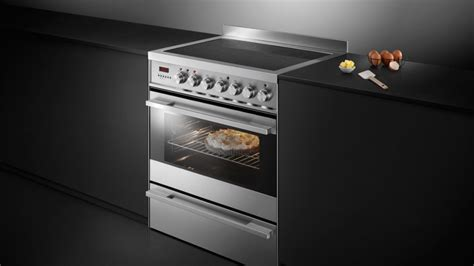 fisher paykel induction range inch