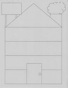 therapeutic interventions for children dbt house With printable house template for kids
