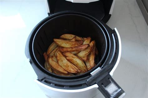 fryer air digital quest lcd frying chips david healthier choices makes