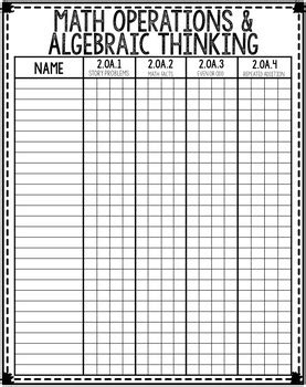 Common Core Math Worksheets For Second Grade
