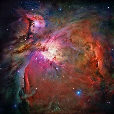 The Orion Nebula HD [9000x9000] : spaceporn