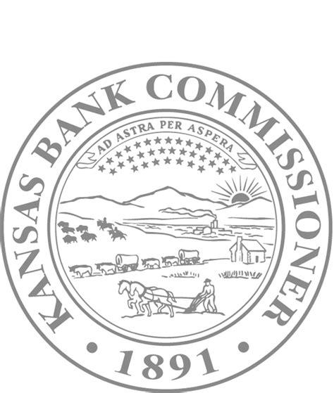 state bank commissioner  kansas kansasmoney