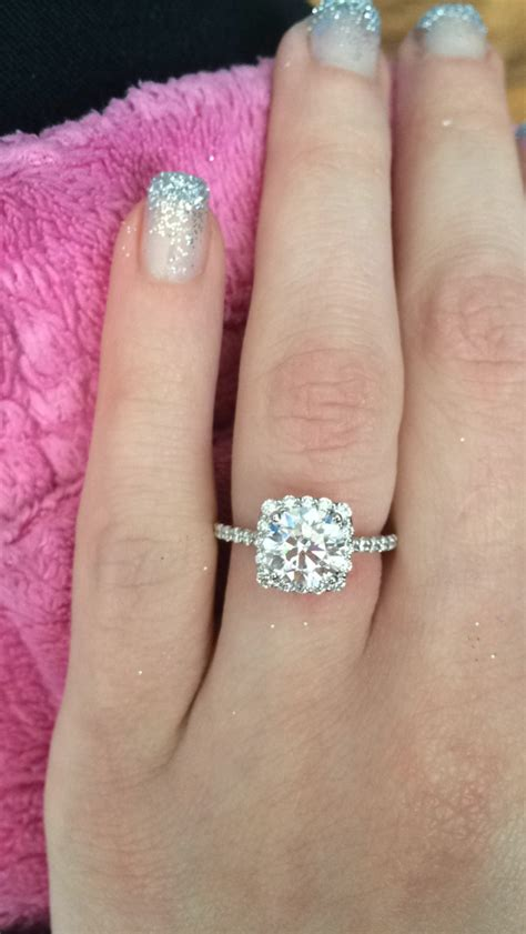 Got My Amora Gem Engagement Ring! So Beautiful! Share. Plain Silver Wedding Rings. Autumn Engagement Rings. Second Hand Wedding Rings. Ctw Diamond Engagement Rings. Side Diamond Engagement Rings. European Engagement Rings. $12 000 Wedding Rings. Anastasia Engagement Rings