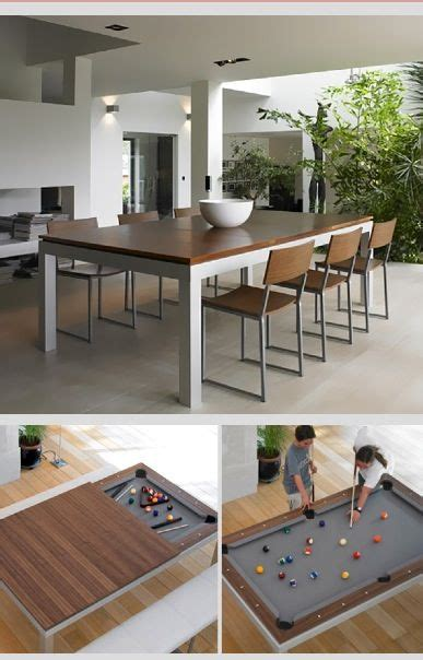 Entertainment Room Pool Table