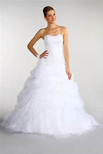 robe de mariee bustier blanc rembleme du 36 au 60 With robe de mariée hiver avec bijoux en gros