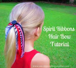 HD wallpapers ponytail holder bow tutorial