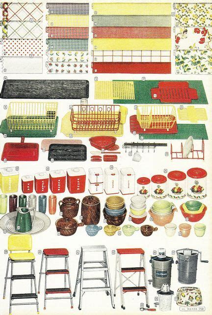 cuisine vintage 馥s 50 9552 les meilleures images concernant 50 39 s sur ées 60 chesterfield et johnny carson