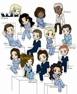 -Grey's Anatomy- - greys-anatomy Fan Art | Greys Anatomy ...