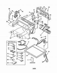Wiring Diagram For Kenmore Dryer Heating Element