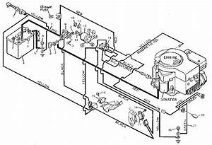 Briggs And Stratton Wiring Diagram 16 Hp 402707