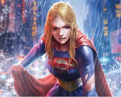 Supergirl 4k Superheroes Wallpapers Dc Blonde Comics