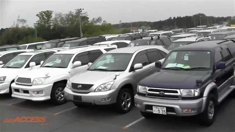 Japanese Used Car Auctions Explained