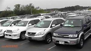 Japanese Used Car Auctions Explained Part A YouTube