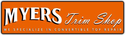 Custom Boat Covers Greenville Sc by Myers Trim Shop Auto Upholstery Convertible Top Repair