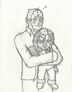 Jason Vs. Chucky...? by Paranoid-power on DeviantArt