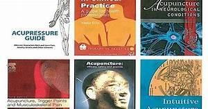 Acupuncture  Acupressure  Chinese Herbal Medicine Books