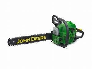 John Deere Cs46 Chain Saw Maintenance Guide  U0026 Parts List