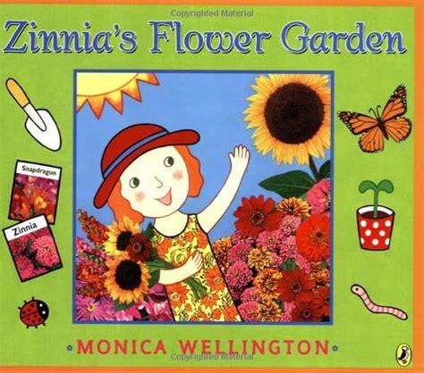 hello wonderful 10 children s books about plants and 515 | zinnia garden book