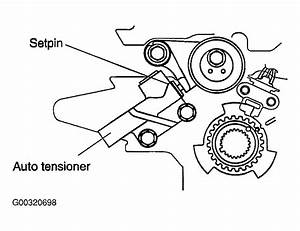 2005 Kia Amanti Timing Belt Diagram
