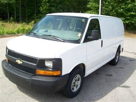 Chevrolet Express Van Wake Forest  16 Chevrolet Express