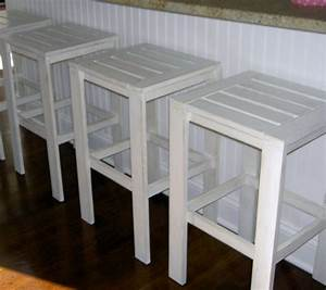 Ana White Bar Stools - WoodWorking Projects & Plans