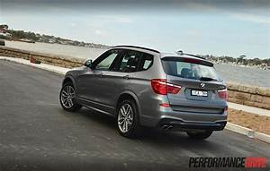 Bmw X3 Sport Design : 2015 bmw x3 xdrive28i m sport review video performancedrive ~ Medecine-chirurgie-esthetiques.com Avis de Voitures