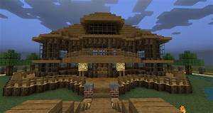 Amazing Mansions Minecraft Awesome Mansion - Home Plans ...