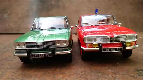 Duo Renault 16 Tl Et Renault 16 Tx 118 Youtube