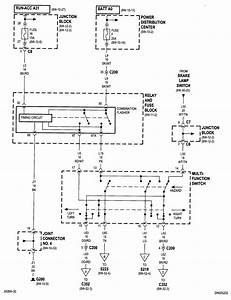 01 Durango Wiring Diagram