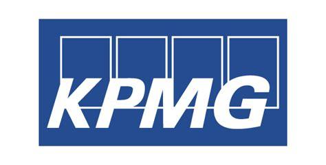 Resultado de imágenes de logo de  KPMG