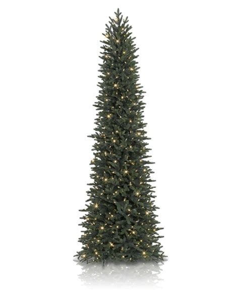 mia pencil artificial christmas tree treetopia