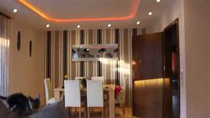 Indirekte Beleuchtung Wohnzimmer : indirekte beleuchtung led wohnzimmer youtube ~ Watch28wear.com Haus und Dekorationen