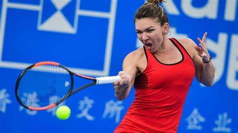 My back injury was scary, says Simona Halep | Tennis World USA