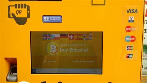 You Can Now Buy Bitcoin From An Atm In Sliema