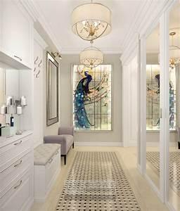 Custom, Hallway, Interior, Design, At, A, Price, Of, U20ac25, M2, In, Vilnius