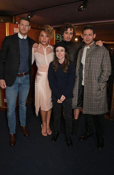 Tom Hopper, Emmy Raver-Lampman, Ellen Page, Robert Sheehan ...