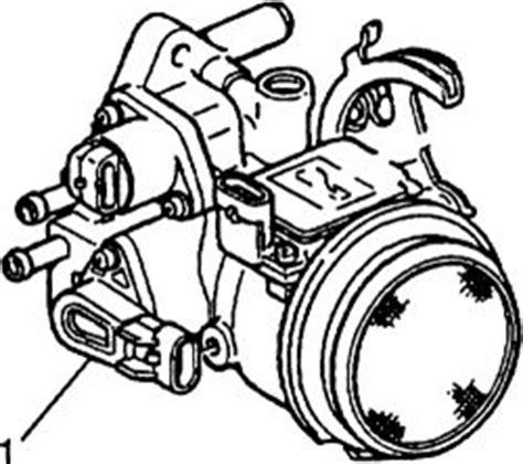 electronic throttle control 1996 buick park avenue electronic valve timing repair guides components systems throttle position sensor autozone com