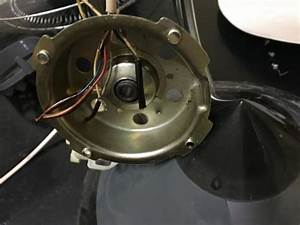 Table Fan Motor Wiring