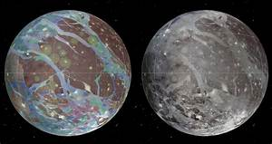 Huge Saltwater Ocean Found on Jupiter Moon Ganymede