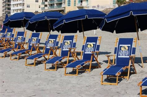chair and umbrella rentals city of myrtle