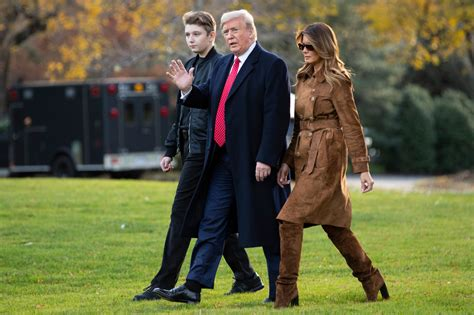 Barron Trump's private school to stay closed for now – KGET 17