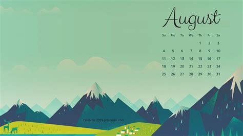 calendar wallpapers  august   calendars