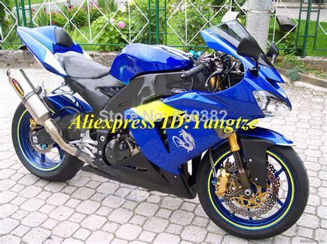 Custom Motorcycle Fairing Kit For Kawasaki Ninja Zx10r