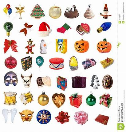 Clipart Clip Holiday Objects Serif Christmas Object
